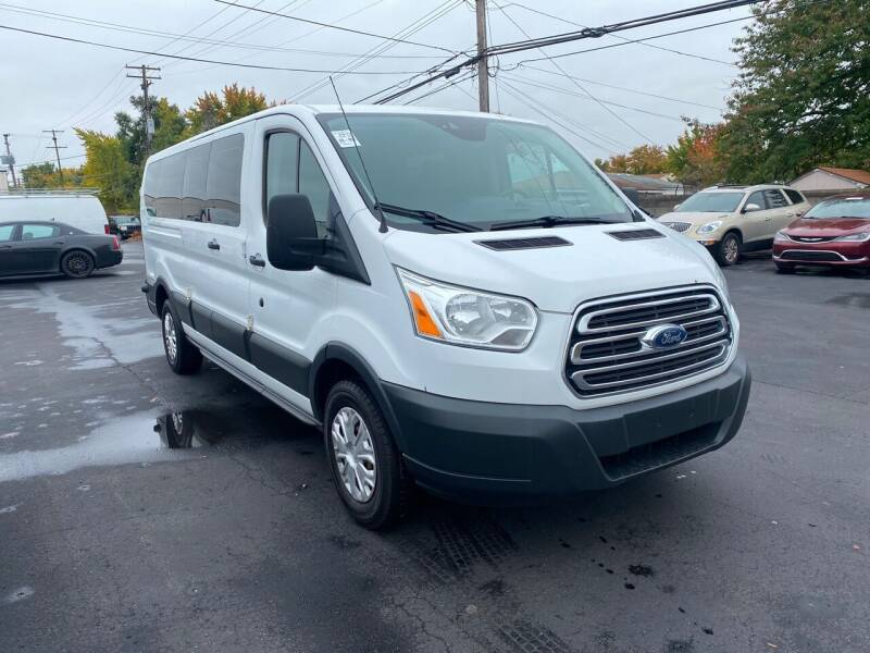2015 Ford Transit Passenger for sale at My Town Auto Sales in Madison Heights MI