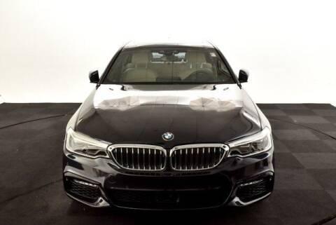 2018 BMW 5 Series for sale at Southern Auto Solutions-Jim Ellis Hyundai in Marietta GA