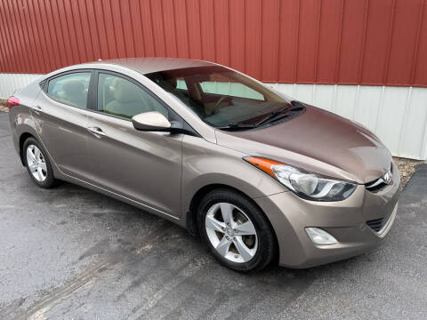2013 Hyundai Elantra for sale at North East Locaters Auto Sales in Indiana PA