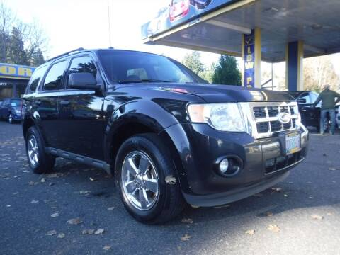2011 Ford Escape for sale at Brooks Motor Company, Inc in Milwaukie OR