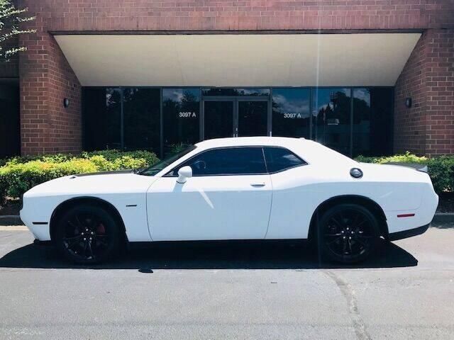2016 Dodge Challenger for sale at RPM Motorsports Of Atlanta in Atlanta GA