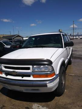 2000 Chevrolet Blazer for sale at 2 Way Auto Sales in Spokane Valley WA