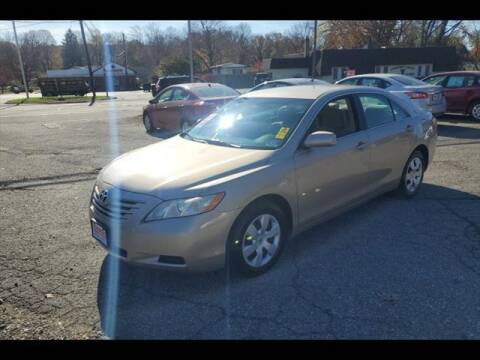 2008 Toyota Camry for sale at Colonial Motors in Mine Hill NJ