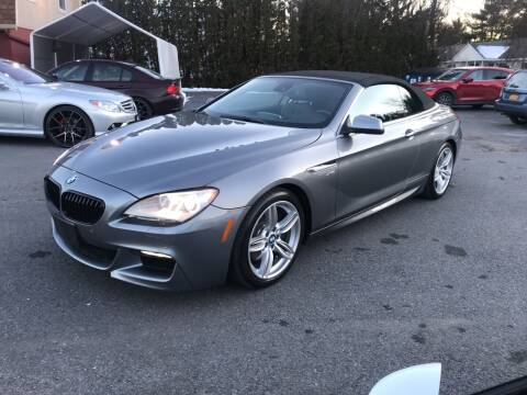 2012 BMW 6 Series for sale at R & R Motors in Queensbury NY