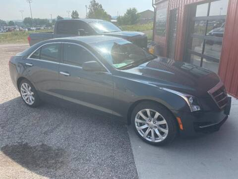 2018 Cadillac ATS for sale at FAST LANE AUTOS in Spearfish SD