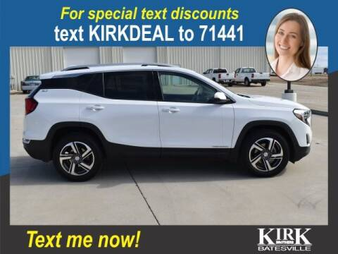 2019 GMC Terrain for sale at Kirk Brothers Batesville in Batesville MS
