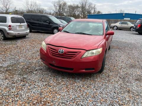 2009 Toyota Camry for sale at American Auto in Rayville LA