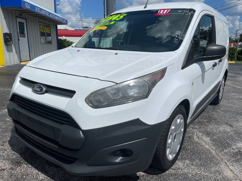 2014 Ford Transit Connect Cargo for sale at RoMicco Cars and Trucks in Tampa FL