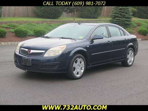 2008 Saturn Aura for sale at Absolute Auto Solutions in Hamilton NJ