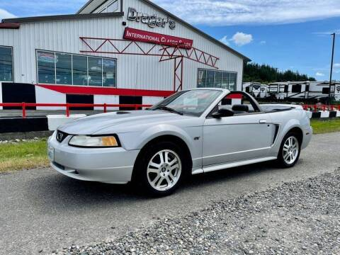 2000 Ford Mustang for sale at Drager's International Classic Sales in Burlington WA