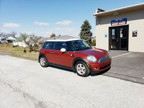 2008 MINI Cooper for sale at Hackler & Son Used Cars in Red Lion PA
