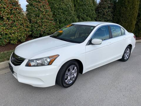 2012 Honda Accord for sale at AutoMart East Ridge in Chattanooga TN
