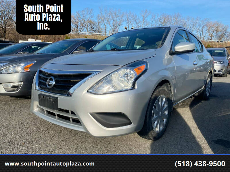2018 Nissan Versa for sale at South Point Auto Plaza, Inc. in Albany NY