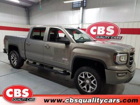 2017 GMC Sierra 1500 for sale at CBS Quality Cars in Durham NC