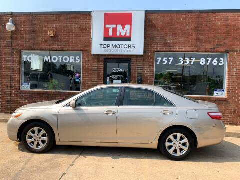 2008 Toyota Camry for sale at Top Motors LLC in Portsmouth VA