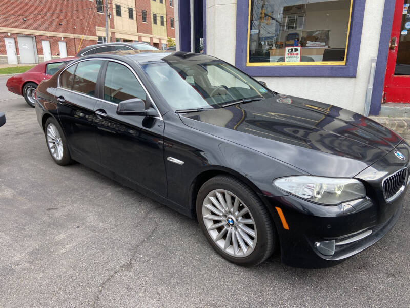 2013 BMW 5 Series for sale at B&T Auto Service in Syracuse NY