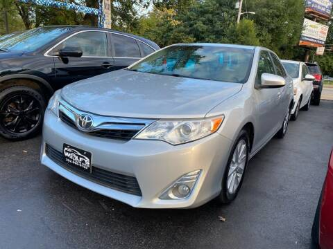 2012 Toyota Camry for sale at WOLF'S ELITE AUTOS in Wilmington DE