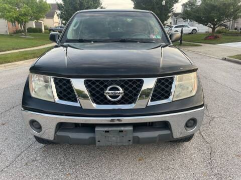 2008 Nissan Frontier for sale at Via Roma Auto Sales in Columbus OH