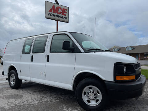 2015 Chevrolet Express Cargo for sale at ACE HARDWARE OF ELLSWORTH dba ACE EQUIPMENT in Canfield OH