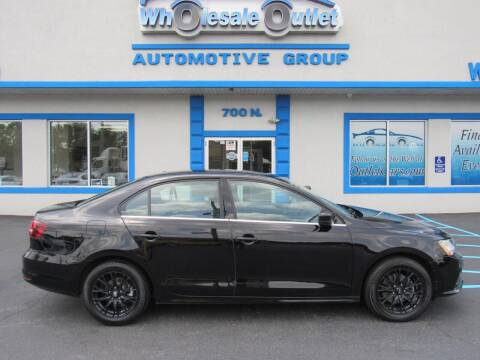 2017 Volkswagen Jetta for sale at The Wholesale Outlet in Blackwood NJ