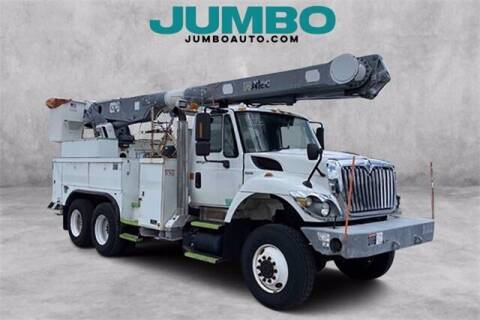 2008 International WorkStar 7400 for sale at Jumbo Auto & Truck Plaza in Hollywood FL