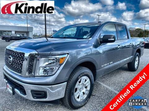2018 Nissan Titan for sale at Kindle Auto Plaza in Middle Township NJ