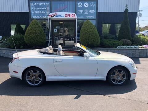 2006 Lexus SC 430 for sale at Advance Auto Center in Rockland MA