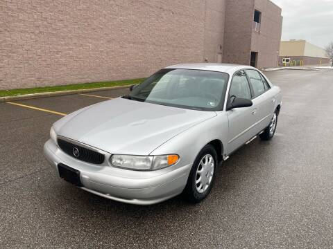 2003 Buick Century for sale at JE Autoworks LLC in Willoughby OH