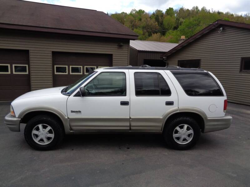 2000 Oldsmobile Bravada for sale in Lake Ariel, PA