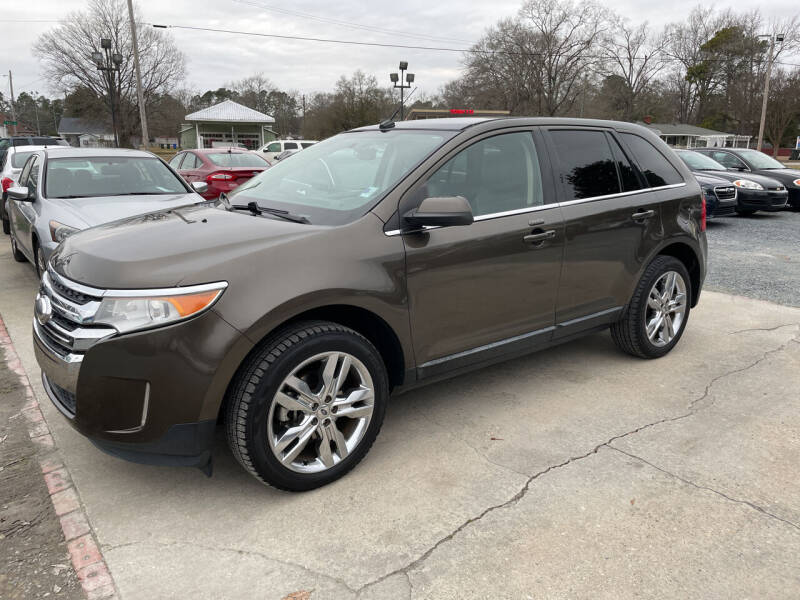 2011 Ford Edge for sale at LAURINBURG AUTO SALES in Laurinburg NC