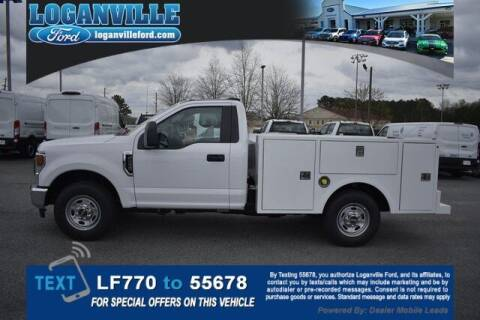 2021 Ford F-250 Super Duty for sale at Loganville Quick Lane and Tire Center in Loganville GA
