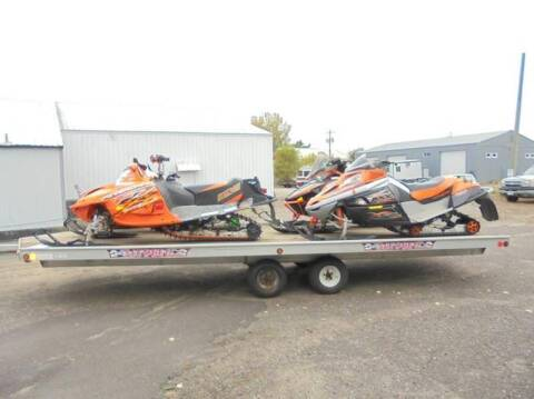 2013 Arctic Cat 700 for sale at Engels Autos Inc in Ramsey MN