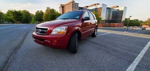 2009 Kia Sorento for sale at Auto Wholesalers Of Rockville in Rockville MD