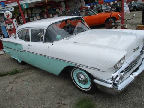1958 Chevrolet 210 for sale at Marshall Motors Classics in Jackson MI
