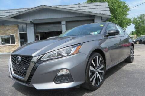 2020 Nissan Altima for sale at Eddie Auto Brokers in Willowick OH