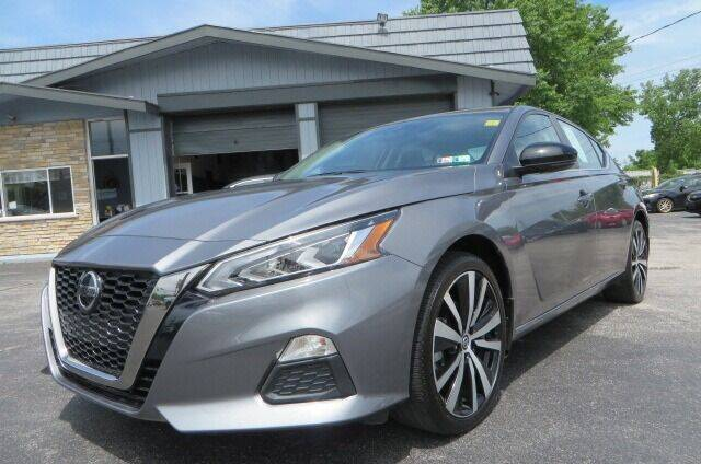 2020 Nissan Altima for sale in Willowick, OH