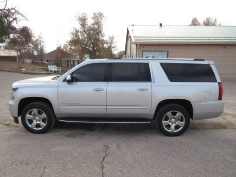 2018 Chevrolet Suburban for sale at HOO MOTORS in Kiowa CO