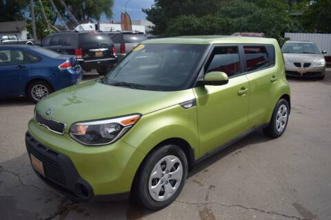 2014 Kia Soul for sale at Sunset Auto Sales & Repair in Lasalle CO