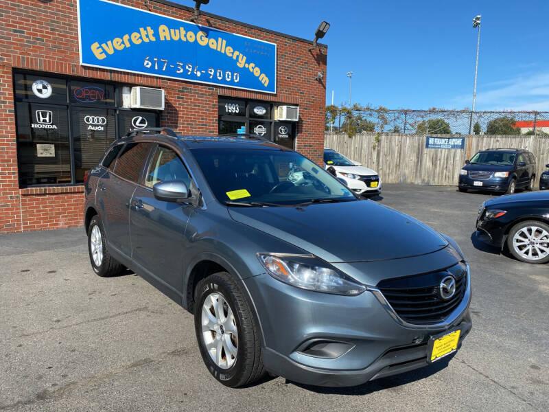 2013 Mazda CX-9 for sale at Everett Auto Gallery in Everett MA