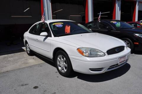 2007 Ford Taurus for sale at STEPANEK'S AUTO SALES & SERVICE INC. in Vero Beach FL