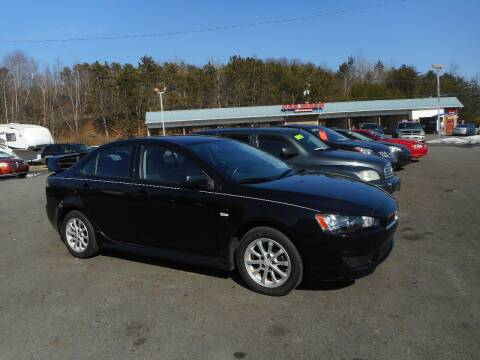 2011 Mitsubishi Lancer for sale at Automotive Toy Store LLC in Mount Carmel PA