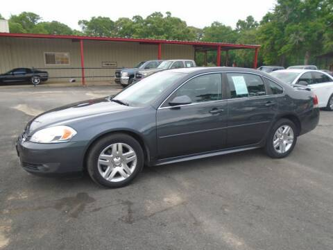 2011 Chevrolet Impala for sale at Alabama Auto Sales in Semmes AL
