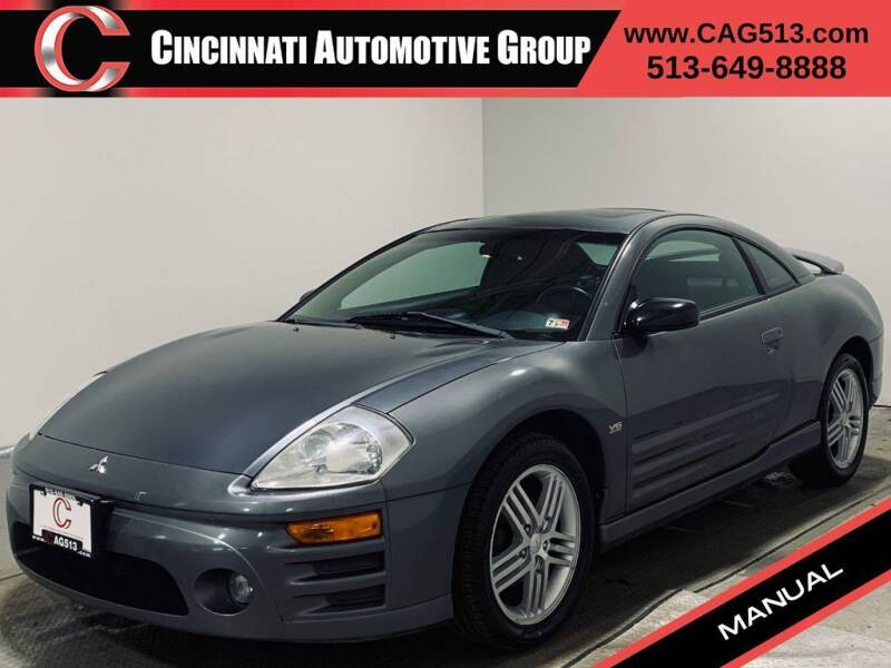 2003 Mitsubishi Eclipse for sale at Cincinnati Automotive Group in Lebanon OH