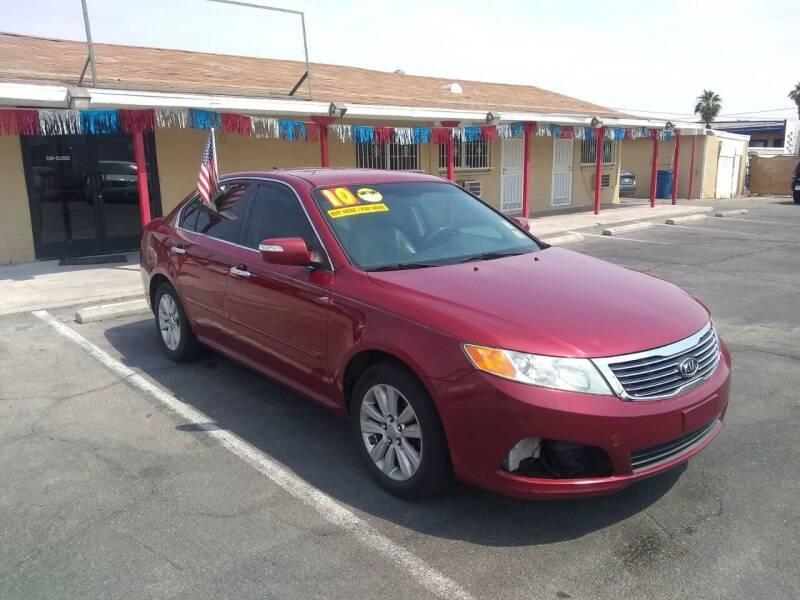 2010 Kia Optima for sale at Car Spot in Las Vegas NV