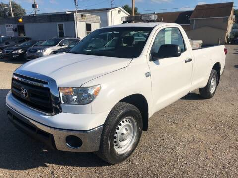2010 Toyota Tundra for sale at Rick's R & R Wholesale, LLC in Lancaster OH