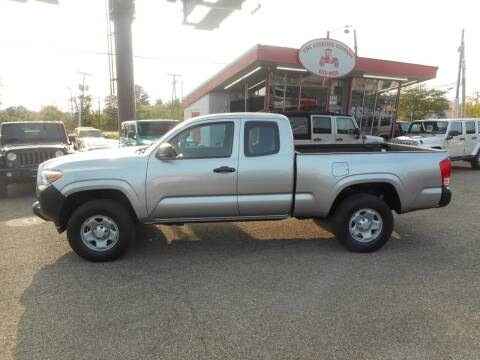 2017 Toyota Tacoma for sale at The Carriage Company in Lancaster OH