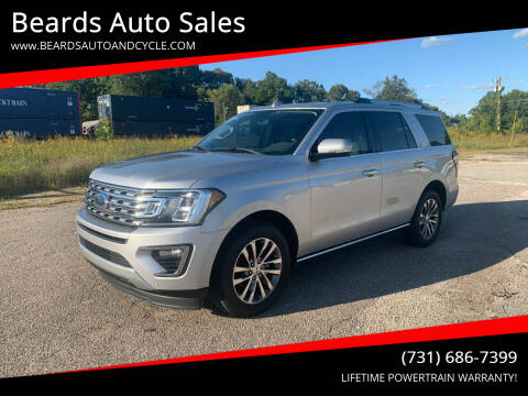 2018 Ford Expedition for sale at Beards Auto Sales in Milan TN