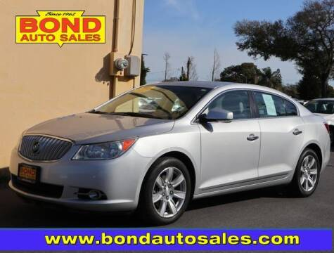 2012 Buick LaCrosse for sale at Bond Auto Sales in St Petersburg FL