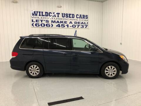 2008 Honda Odyssey for sale at Wildcat Used Cars in Somerset KY