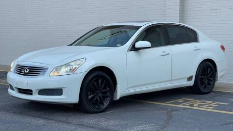 2007 Infiniti G35 for sale at Carland Auto Sales INC. in Portsmouth VA